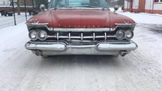 1959 Imperial Crown Coupe V8 413