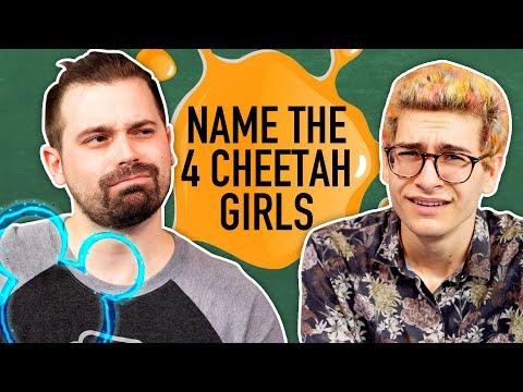 Throwback Trivia Challenge (Disney vs Nickelodeon)