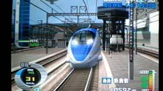 電車でGO! 新幹線EX 山陽新幹線編 入門ダイヤ03 のぞみ 500系 新大阪~広島 (2)