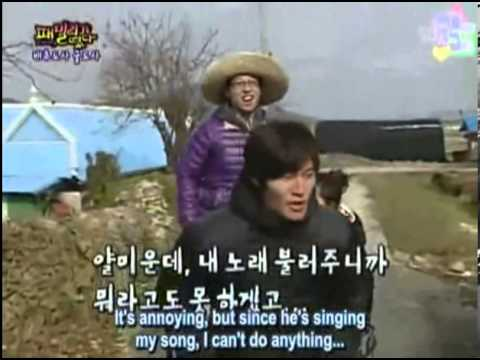 Yoo Jae Suk's version of Today More Than Yesterday