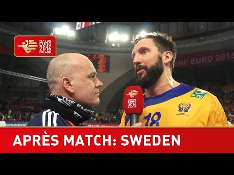 Après match: Sweden salvage a vital point | EHF EURO 2016