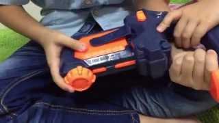 ปืน Nerf ฉีดน้ำ เล่นสงกรานต์