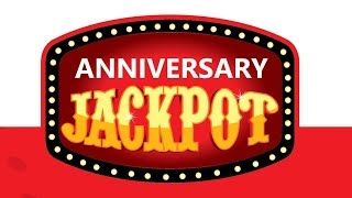 Asset Homes Anniversary JACKPOT DRAW Video