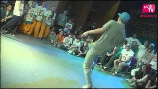 Самый мощный батл. 1/2 финала Хип-Хоп(«Территория 3D» танцевальный проект. Организаторы: Федерация современного танца, Молодая Гвардия, Мой порта..., 2012-01-12T16:16:38.000Z)