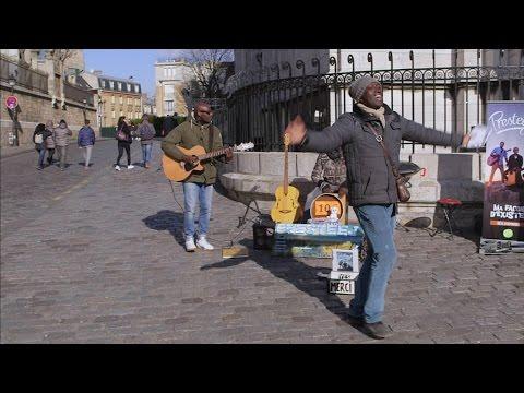 Presteej fait danser la butte Montmartre