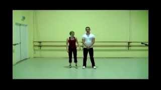 the standstill backflip dance tutorial video