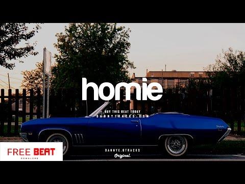 "FREE ""Homie"" - Rap X Hip Hop Beat /Freestyle Instrumental (Prod. Danny E.B)"