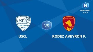 Creteil vs Rodez full match