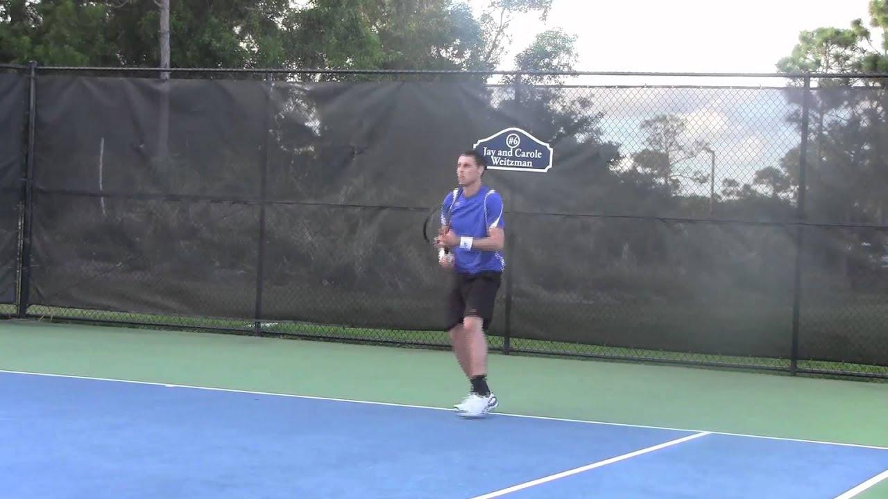 Lynn University Men's Tennis vs Oklahoma Christian