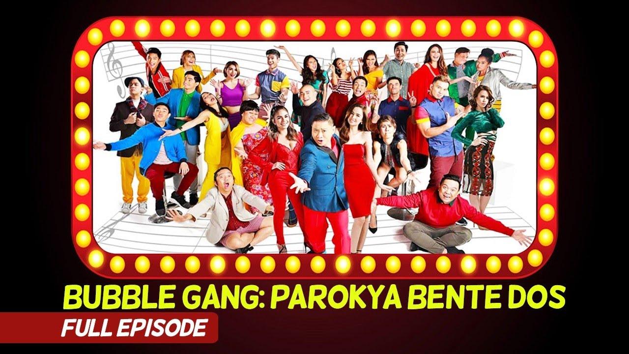 'Bubble Gang,' Parokya Bente Dos (A Laugh Story) | Full Episode - Muli n'yo nang mababalikan ang nakamamangha, nakatutuwa at nakabibilib na live musical play ng 'Bubble Gang' para sa kanilang 22nd anniversary special.
