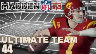 Madden 13 Ultimate Team : Drafting The Young Matt Barkley Ep.44