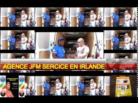 AGENCE JFM SERVICE EN IRLANDE NIONSO EKOMAKA NA CONGO RDC ET ANGOLA