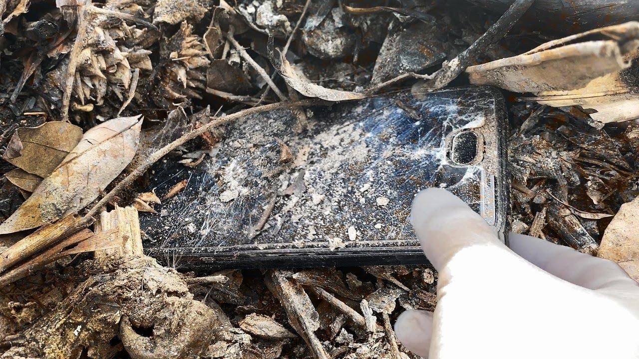 Restoration Abandoned Broken Phone | Restore Oppo F1s Destroyed Phone