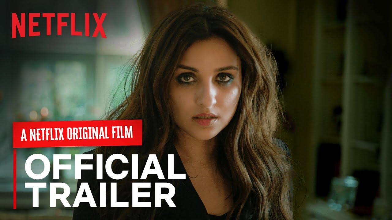 Download The Girl On The Train | Official Trailer | Parineeti Chopra, Aditi Rao Hydari & Kirti Kulhari