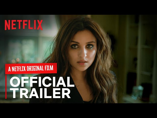 The Girl On The Train | Official Trailer | Parineeti Chopra, Aditi Rao Hydari & Kirti Kulhari