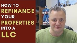 How to Refinance your Property into an LLC - MM 082 with Matt Faircloth