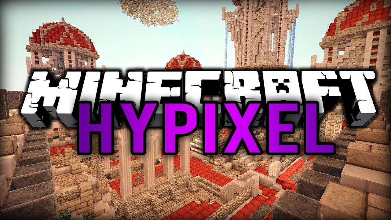 Minecraft 1 8 9 Server! Join Now!! (mc hypixel net)