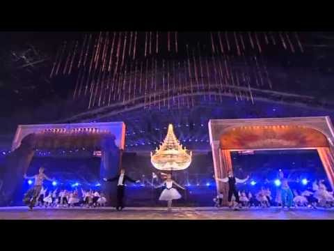 Closing Ceremonies, Farewell  to the 2014 Olympics Sochi Russia (FULL NO BS) Courtesy BBC