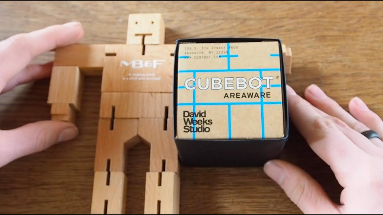Baselworld 2016 Mbf Cubebot Novelty Youtube