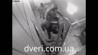 Взлом бронедвери специнструментом  штурм офиса БЮТ