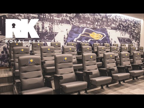 We Toured the Indiana Pacers' 130,000-Square Foot, Sneaker-Filled Practice Facility | The Royal Key