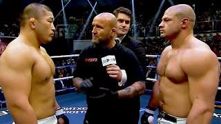The White Hulk (Russia) vs Satoshi Ishii (Japan) | KNOCKOUT, MMA fight, Highlights HD