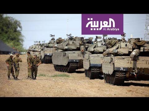 قبل احتجاجات الجمعة.. إسرائيل تستعرض على حدود غزة  - نشر قبل 3 ساعة