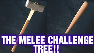 GENERATION ZERO FNIX RISING MELEE CHALLENGE TREE !!