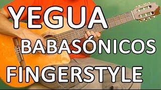 Yegua - Babasónicos [Fingerstyle]