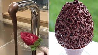 Indulgent Chocolate Cake Recipes   Easy Chocolate Cake Decorating Ideas   Chocolate Cake Hacks смотреть онлайн в хорошем качестве - VIDEOOO
