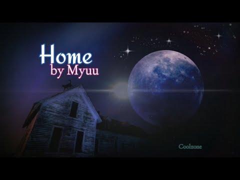 Emotional Piano Music   Home By Myuu 🎶