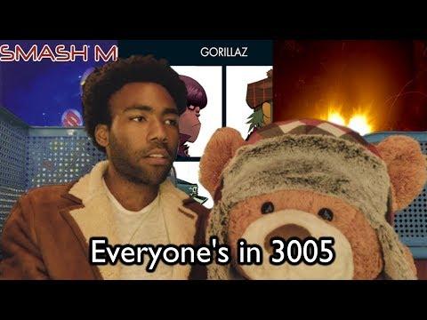 Everyone's in 3005 - A Childish Gambino Song Mashup