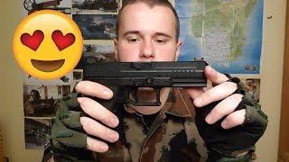 Életem első pisztolya!😍 || Airsoft projekt #11