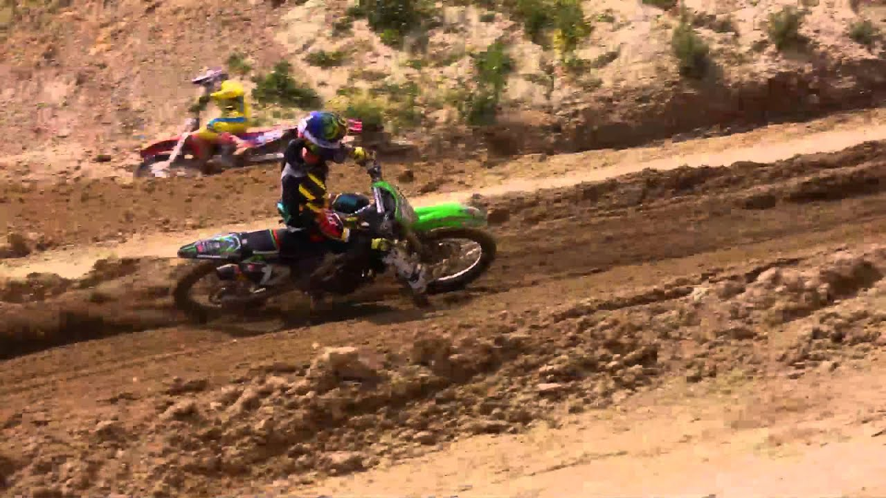 Epic Glen Helen Practice-Outdoor Testing
