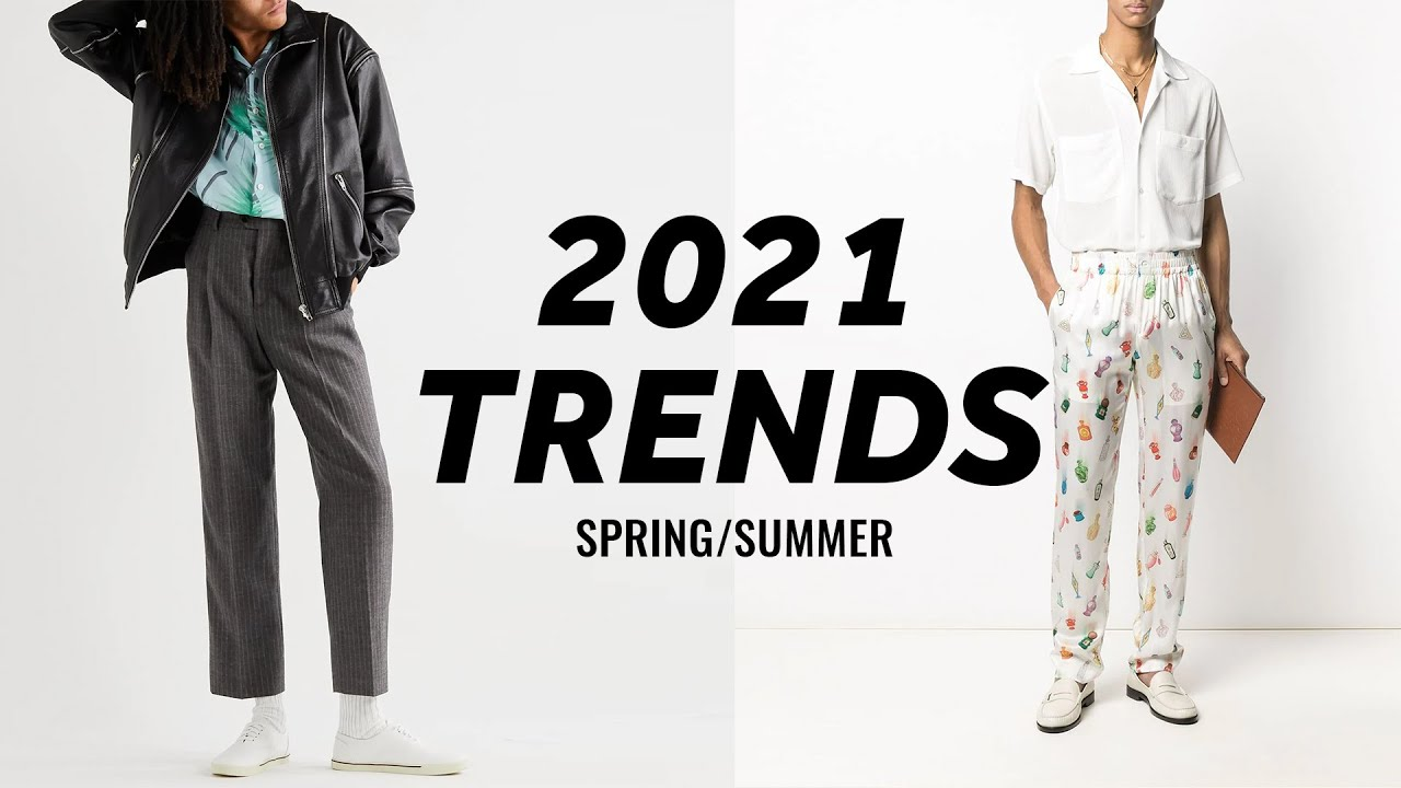 Fashion Styles That Are Trending In 2021