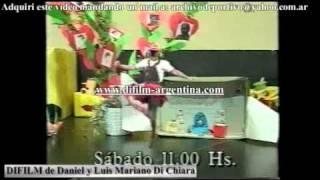 """DiFilm - Promo """"Bosque chocolate"""" con Esteban Villareal (1994)"""