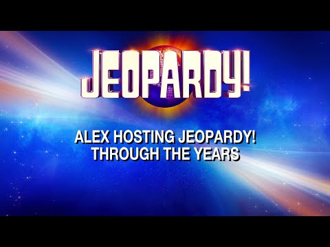 Alex Trebek highlights: Show openings and special occasions