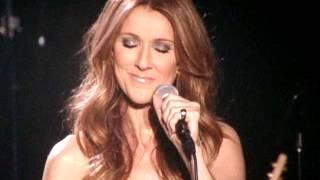 Je ne vous oublie pas Acapella+standing ovation-Céline Dion-Bercy-01/12/2013