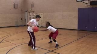 How to Play Basketball : What Is Man-to-Man Defense in Basketball?