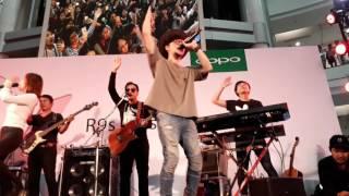 ฉันต้องคู่กับเธอ-Room39 Mini Concert oppoR9s เซ็นทรัลพลาซ่า พระราม2 [1.04.60]