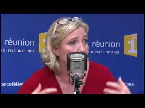 Le Grand Oral avec Marine Le Pen