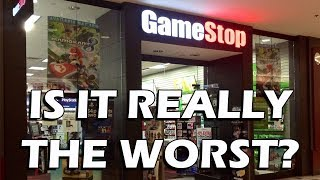 Tales from Retail: Is GameStop Really the Worst Place to Buy Games?