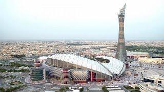 Le Qatar dévoile son stade climatisé sept avant la coupe du Monde 2022