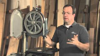 How To Change A Bandsaw Blade
