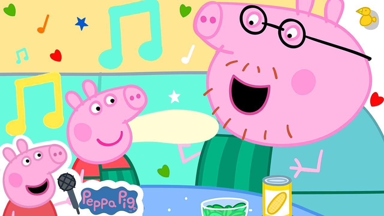 Peppa Pig Official Channel Expert Daddy Pig Peppa Pig My
