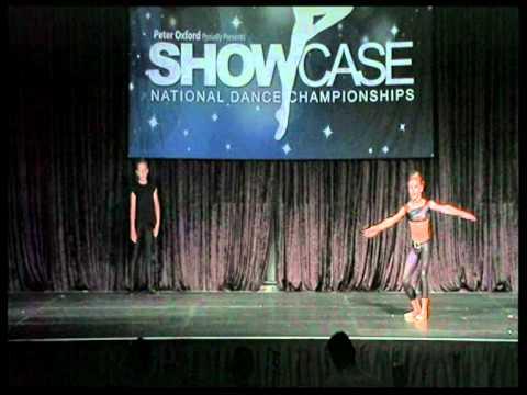 Talia and Max Lyrical Duo THE ONE THAT I WANT - Showcase Qld Jan 2012.