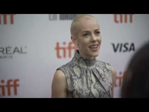 Jena Malone at the TIFF Red Carpet Premiere of
