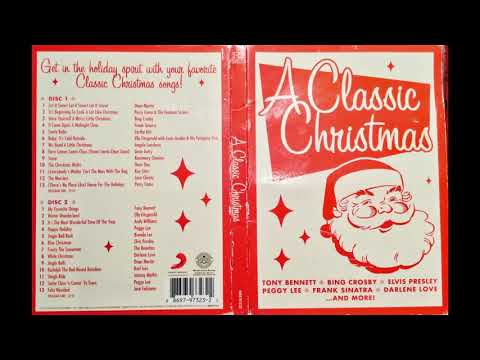 A good hour of good old classic christmas songs