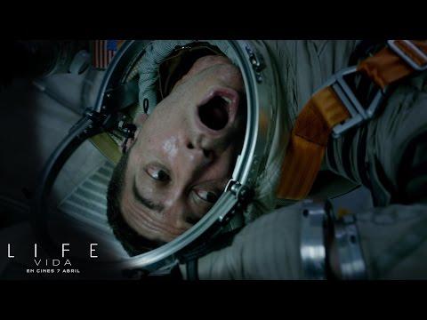 LIFE (VIDA) Un gran paso para el hombre, un error gigante para la humanidad. En cines 7 de abril.