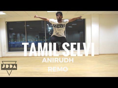 Remo - Tamilselvi | Dance Cover | Anirudh...